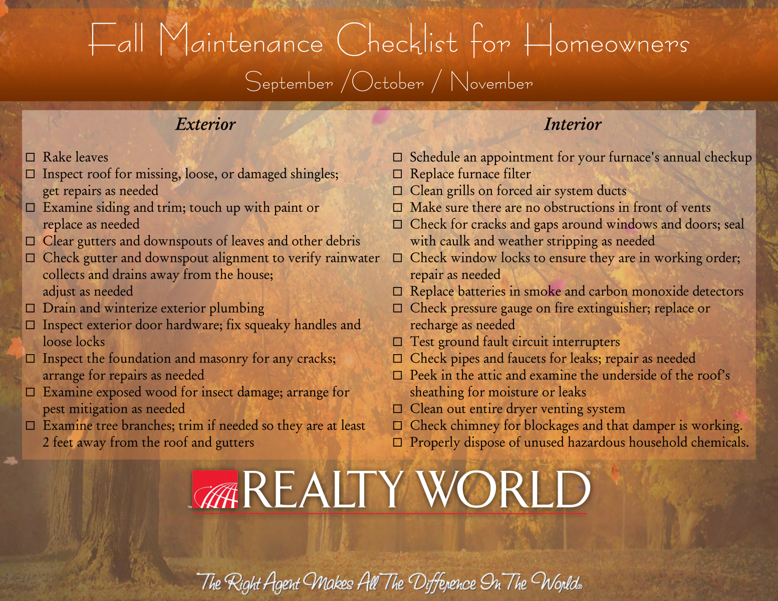 Realtyworld S Blog Realty World