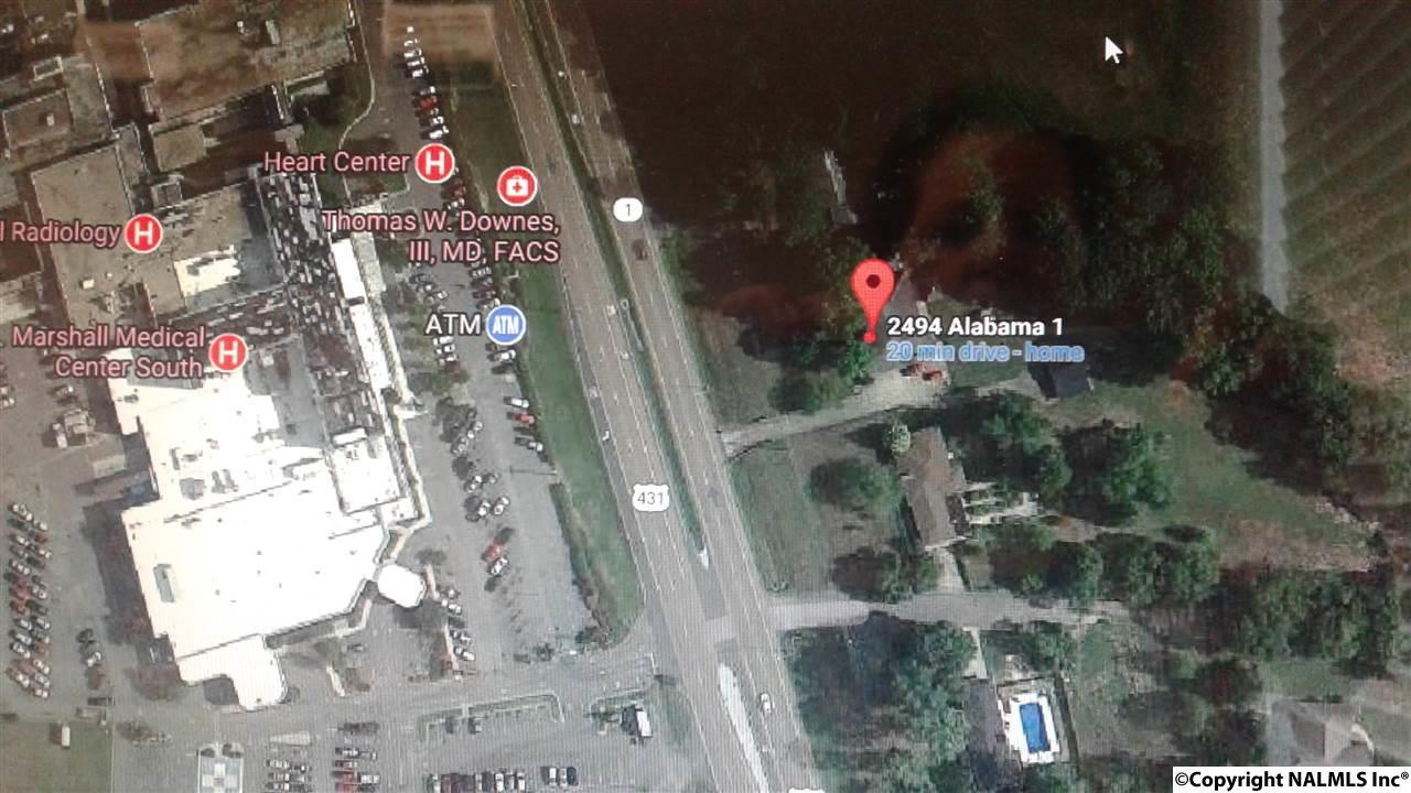 2494 U S HWY 431, 1076580, BOAZ, Commercial,  for sale