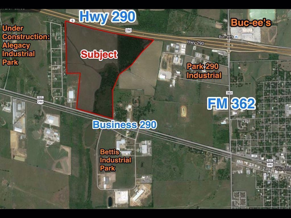 Hwy 290 West of FM 362, 94600363, Waller, Country Homes/Acreage,