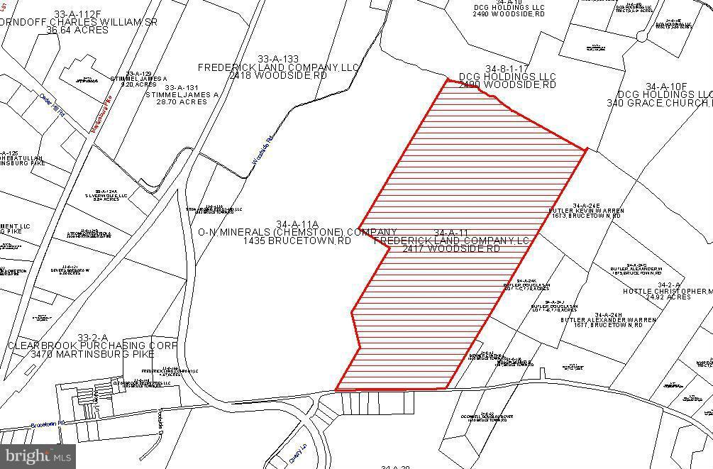 BRUCETOWN, 1000138187, CLEAR BROOK, Land,  for sale