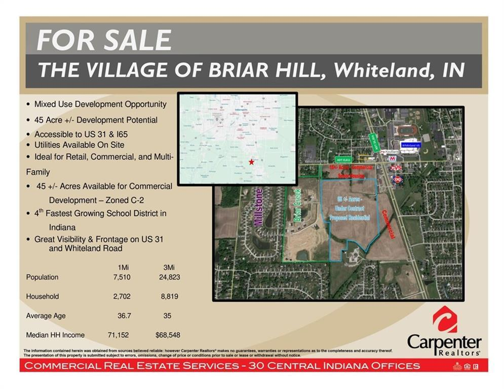 101 US Highway 31, Whiteland, Land,  for sale