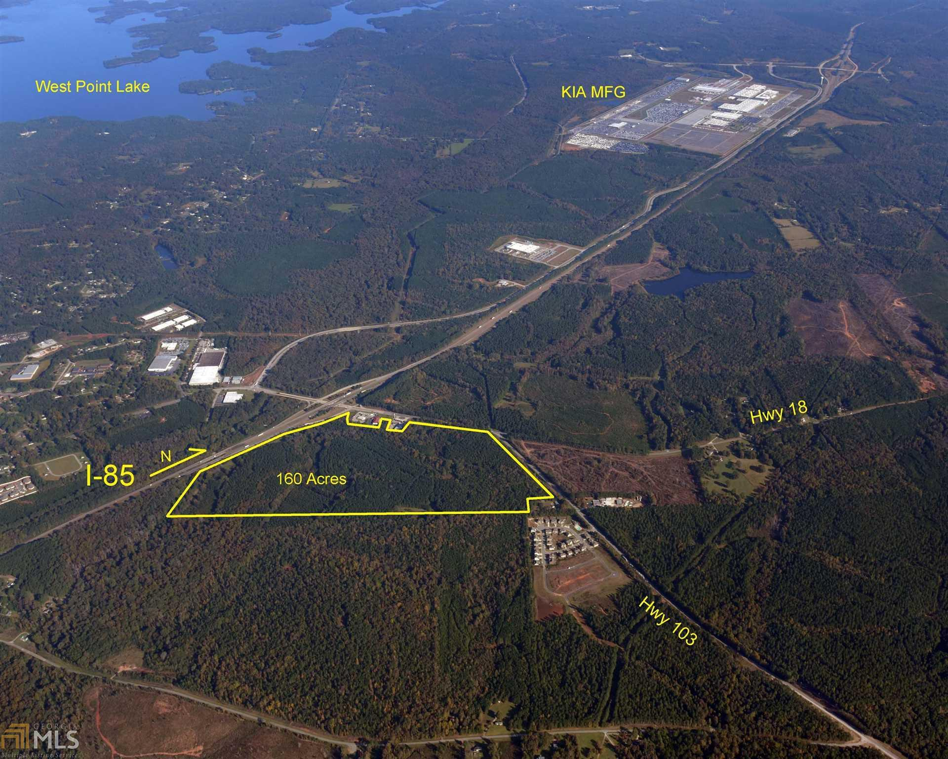 1th St At Hwy 13, 8496102, West Point, Acreage & Farm,  for sale