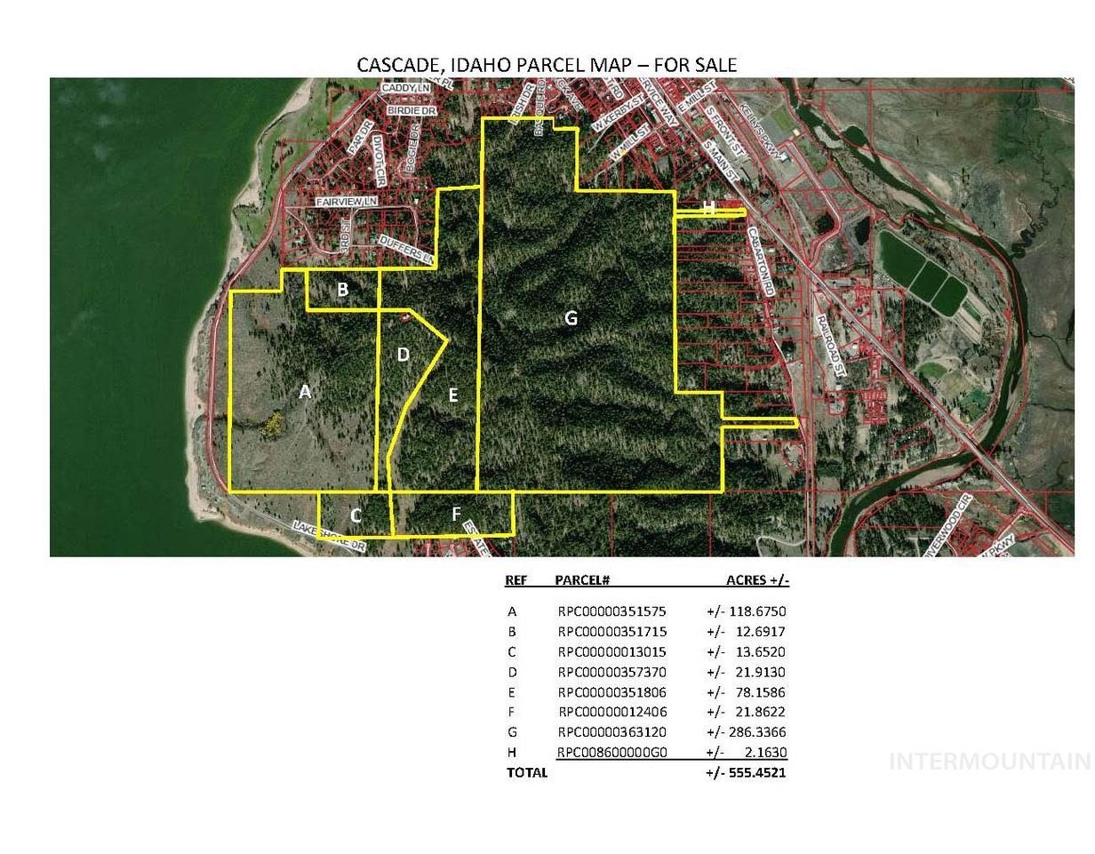 Lakeshore DR, 98794043, Cascade, Build to Suit Residential,  for sale